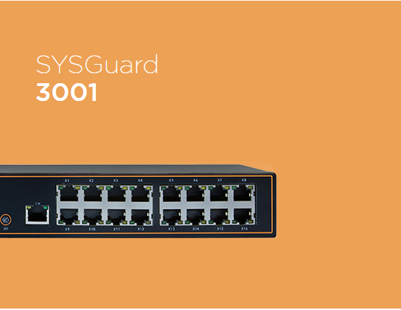 SYSGUARD3001